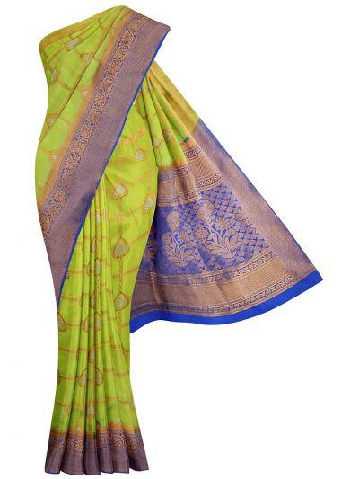 Fancy Semi Jute Saree - MJD8215117