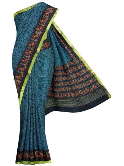 EKM-MJD8362510- Crepe Silk Saree