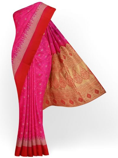 Bairavi Traditional Gift Art Silk Saree - MJD8374631