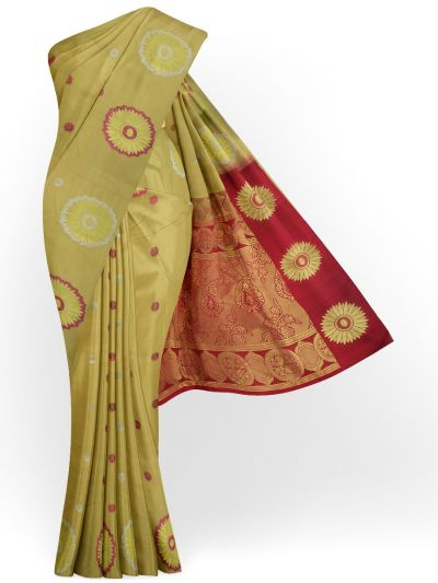 Bairavi Traditional Gift Art Silk Saree - MJD8374662