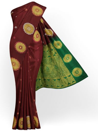 Bairavi Traditional Gift Art Silk Saree - MJD8374671