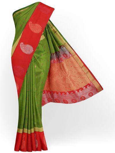 Bairavi Traditional Gift Art Silk Saree - MJD8374692