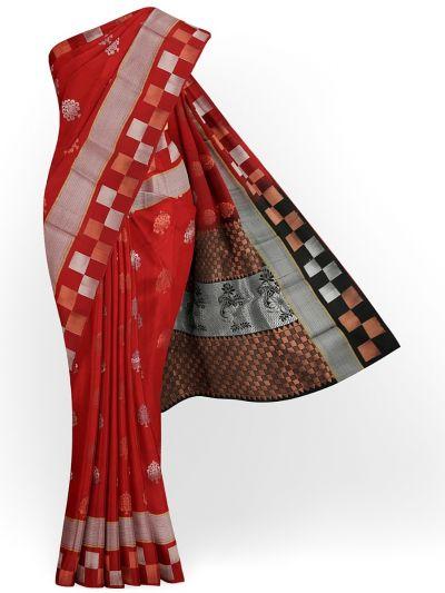 Bairavi Traditional Gift Art Silk Saree - MJD8374709