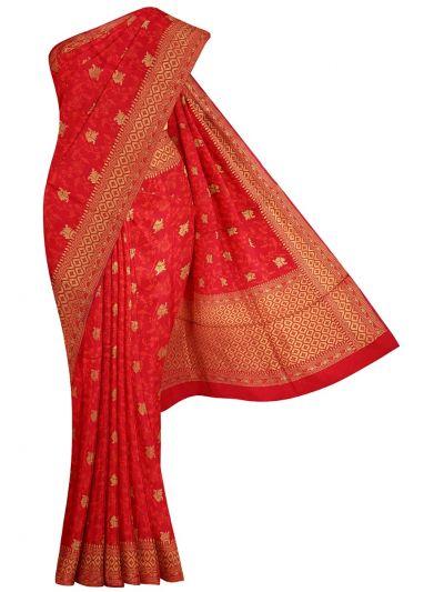 Fancy Weaving Saree - MKB9240958