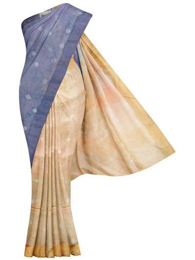 Fancy Tissue Saree - MKB9350864