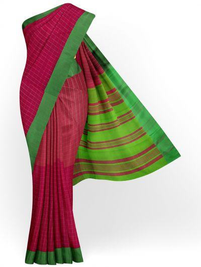 Chamelli Fancy Cotton Saree - MKC9579249