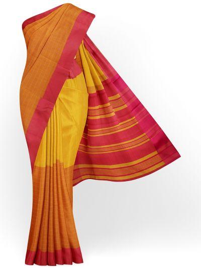 Chamelli Fancy Cotton Saree - MKC9579259