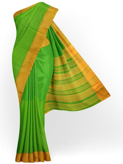 Chamelli Fancy Cotton Saree - MKC9579491