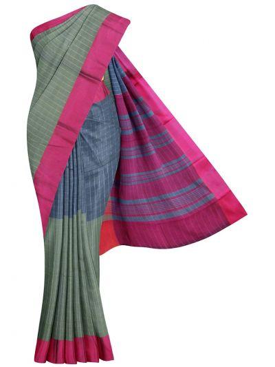 MLA0781685 - Fancy Cotton Saree-EKM