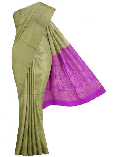 Soft Silk Saree - EKM - MLA0989043