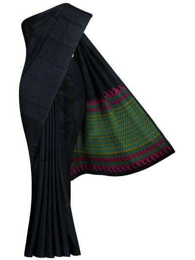 Soft Silk Saree - EKM - MLA0989131
