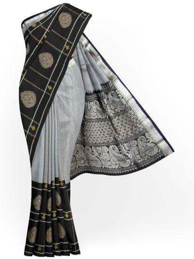 Soft Silk Saree - MLA0989167-EKM