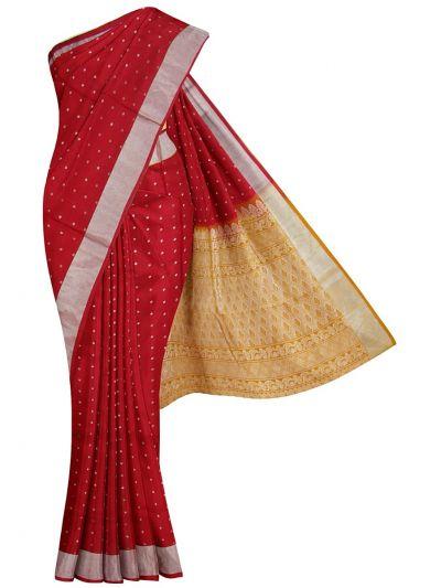 Soft Silk Saree - EKM - MLA0989202