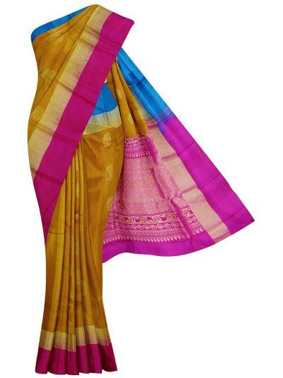 Traditional Uppada Silk Saree - EKM - MLB1032153