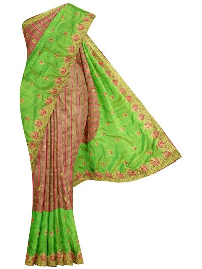 Fancy  Embroidery  Saree - MLC1525541