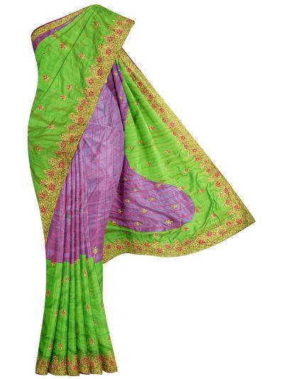 Fancy Embroidery Saree - MLC1527863
