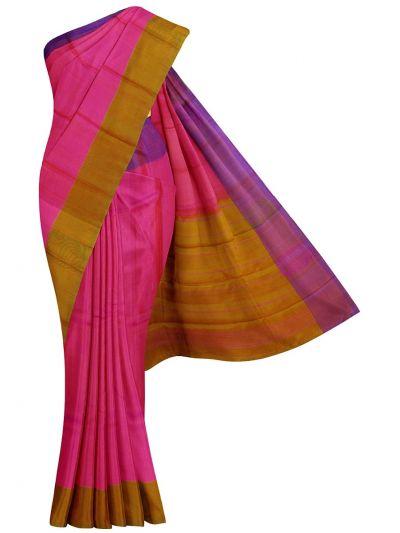 Soft Silk Saree - EKM - MLC1544511