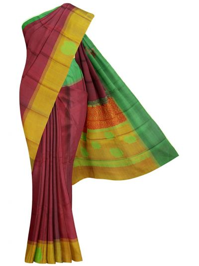 Soft Silk Saree - EKM - MLC1544559