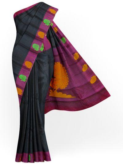 Soft Silk Saree - EKM - MLC1619890