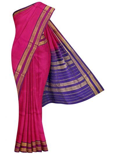 Arani Silk Cotton Saree - MLC1624060