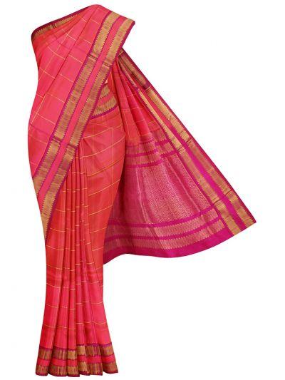 Arani Silk Cotton Saree - MLC1624066