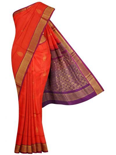 Arani Silk Cotton Saree - MLC1624068