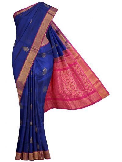 Arani Silk Cotton Saree - MLC1624069
