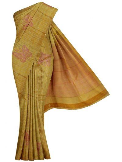 Vivaha Exclusive Wedding Silk Saree - NCA0025678-EKM