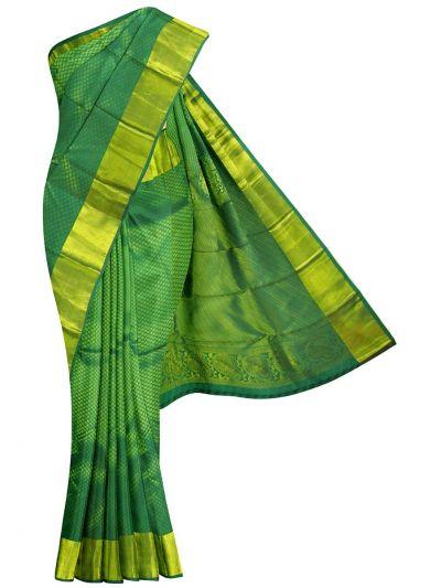 EKM-NDB0807497 - Vivaha Wedding Pure Kanchipuram Silk Saree