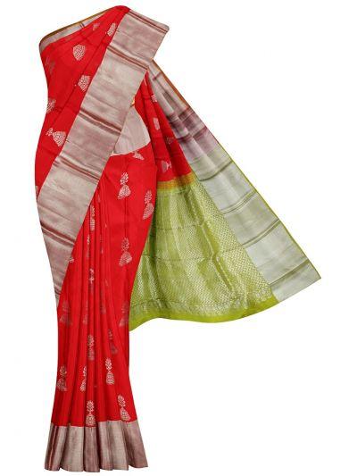 Vivaha Wedding Silk Saree - NDB0939586