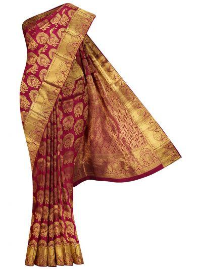 Vivaha Wedding Silk Saree - NDB0948139