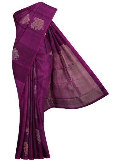 NDC1351972 - Vivaha Exclusive Wedding Soft Silk Saree