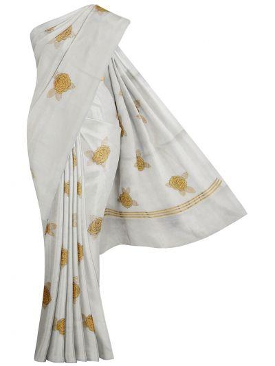 Women's Kerala Traditional Saree - EKM - NEB1891957