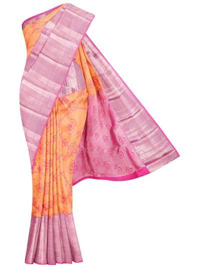 NED2979522 - Traditional Uppada Silk Saree