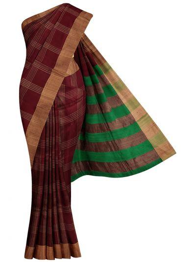Dupion Silk Saree - NFB3830675