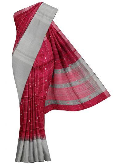 NFB4174242 - Dupion Silk Weaving Saree