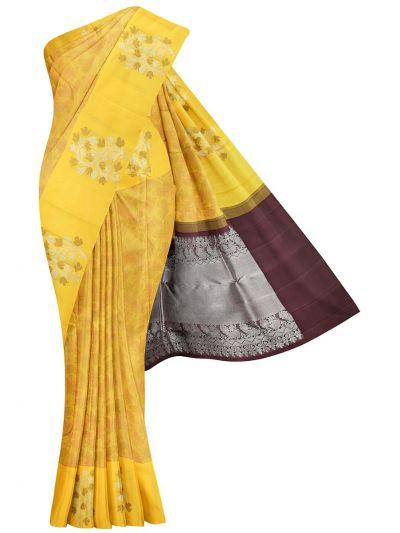 Vivaha Goddess Pure Wedding Silk Saree - NFD5185441