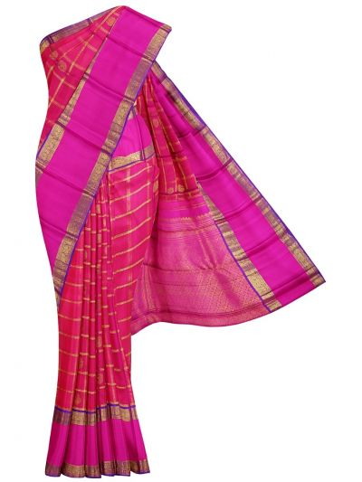 Vivaha Goddess Pure Wedding Silk Saree - NGB0271968