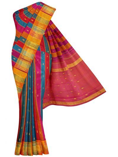 Traditional Silk Saree - NGB0820024