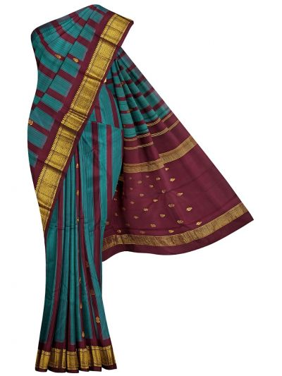 Traditional Silk Saree - NGB0820060