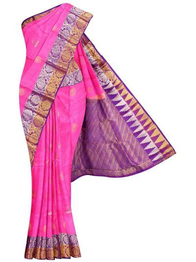 Traditional Silk Saree - NGB9559129