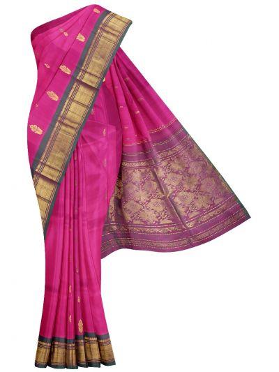 Traditional Silk Saree - NGD1489903