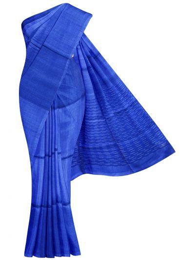EKM-NGD1812322 - Sahithyam Dupion Tussar Silk Saree