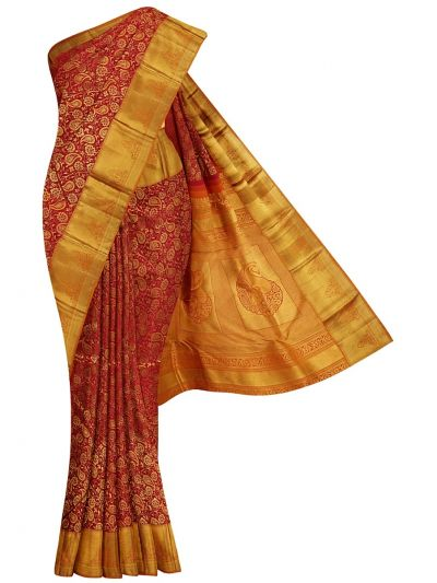 Vivaha Wedding Silk Saree - NGD2778808