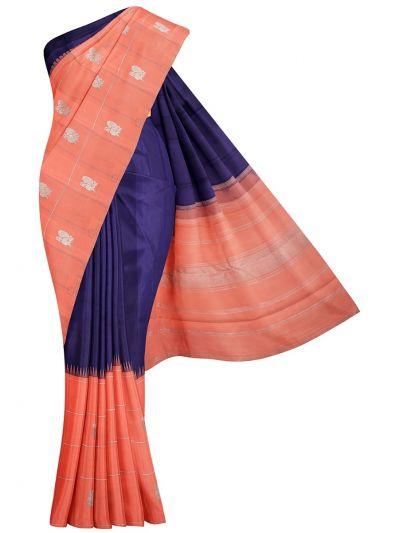 Soft Silk Saree - NHA3372193