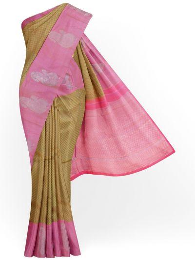 Vivaha Wedding Pure Silk Saree - NHA3957884 - EKM