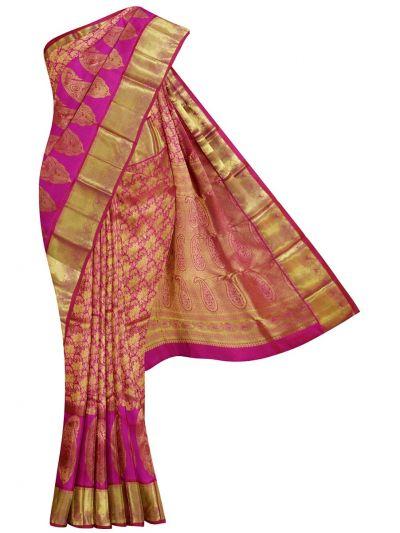 Vivaha Wedding Silk Saree - NHA4295355-EKM
