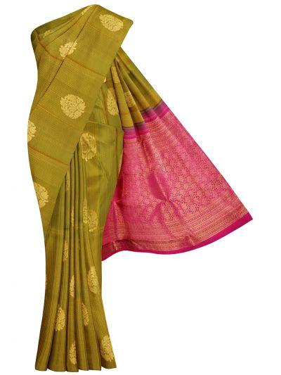 Vivaha Wedding Silk Saree - NHA4318925