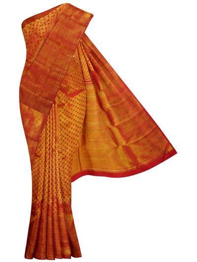 Vivaha Goddess Pure Silk Saree - NHA4331916-EKM