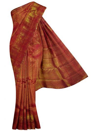 EKM-NHB4563378 - Vivaha Bridal Kanchipuram Silk Saree